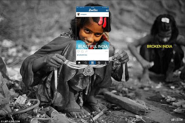 Kenyataan Miris di Balik Keindahan Foto Instagram