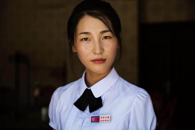 Pesona Wanita Korea Utara yang Misterius