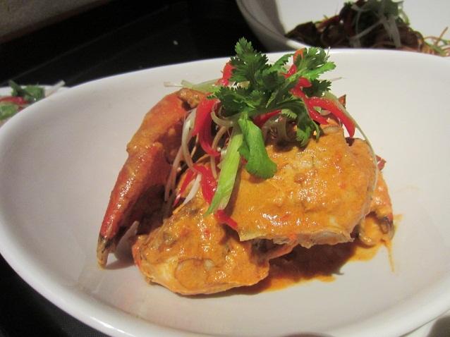 <i>Chilli Crab</i> dan Nasi Lemak Singapura Disajikan di Bogor Cafe