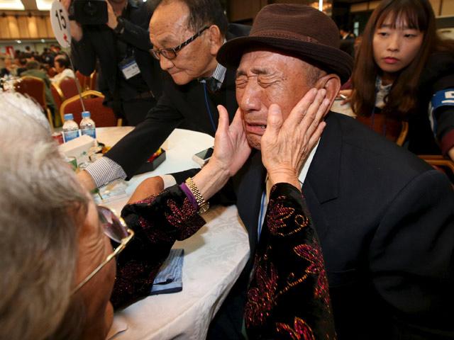 Reuni Mengharukan Warga Korea