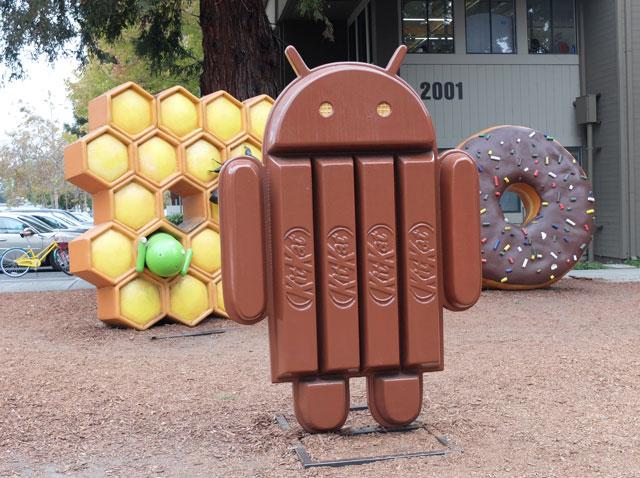 Taman Android: Lintas Generasi Si Robot Hijau