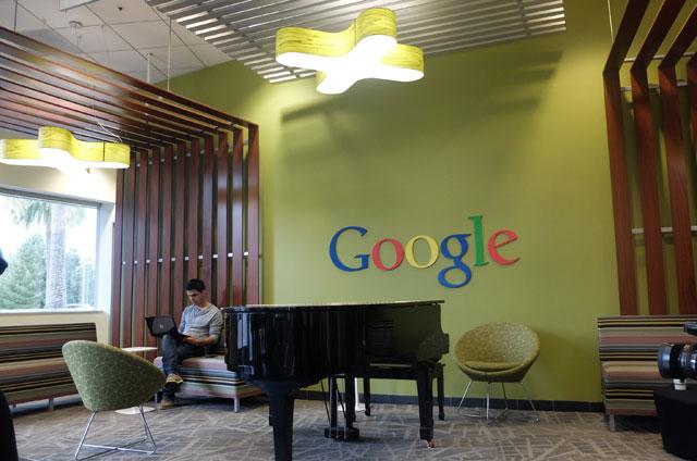 Keluar Masuk Kantor Keren Google