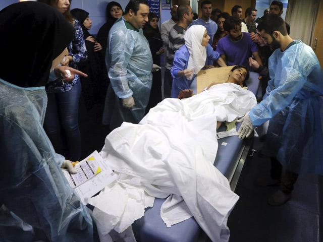 Bom Bunuh Diri di Libanon Tewaskan 41 Orang