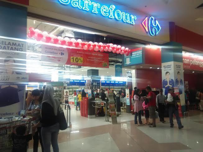 Carrefour Tawarkan Promo Isi Kamar Tidur Hingga Kaos Anak dan Dewasa