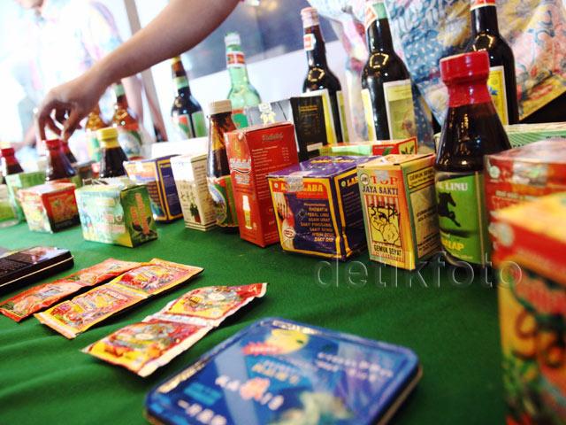 BPOM Temukan Obat dan Kosmetik Berbahaya