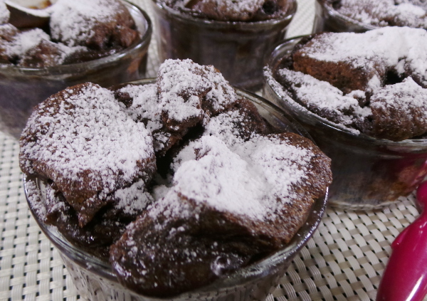 Video Resep : <i>Chocolate Bread Pudding</i>
