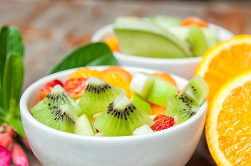 Madu dan Salad Buah Cegah Anak Terserang Flu dan Batuk