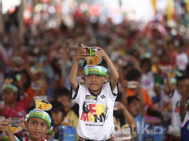 Nestle Ramaikan Pekan Sarapan Nasional 2016