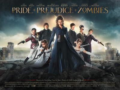 Pride and Prejudice and Zombies: Komedi Cinta Klasik + Teror Mayat Hidup