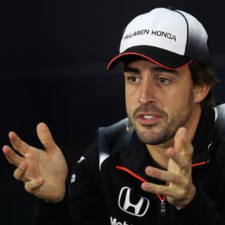 Ini Penjelasan Alonso soal Cederanya