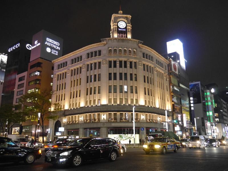 4 Alasan Traveler Pecinta Belanja Harus Coba ke Ginza di Tokyo