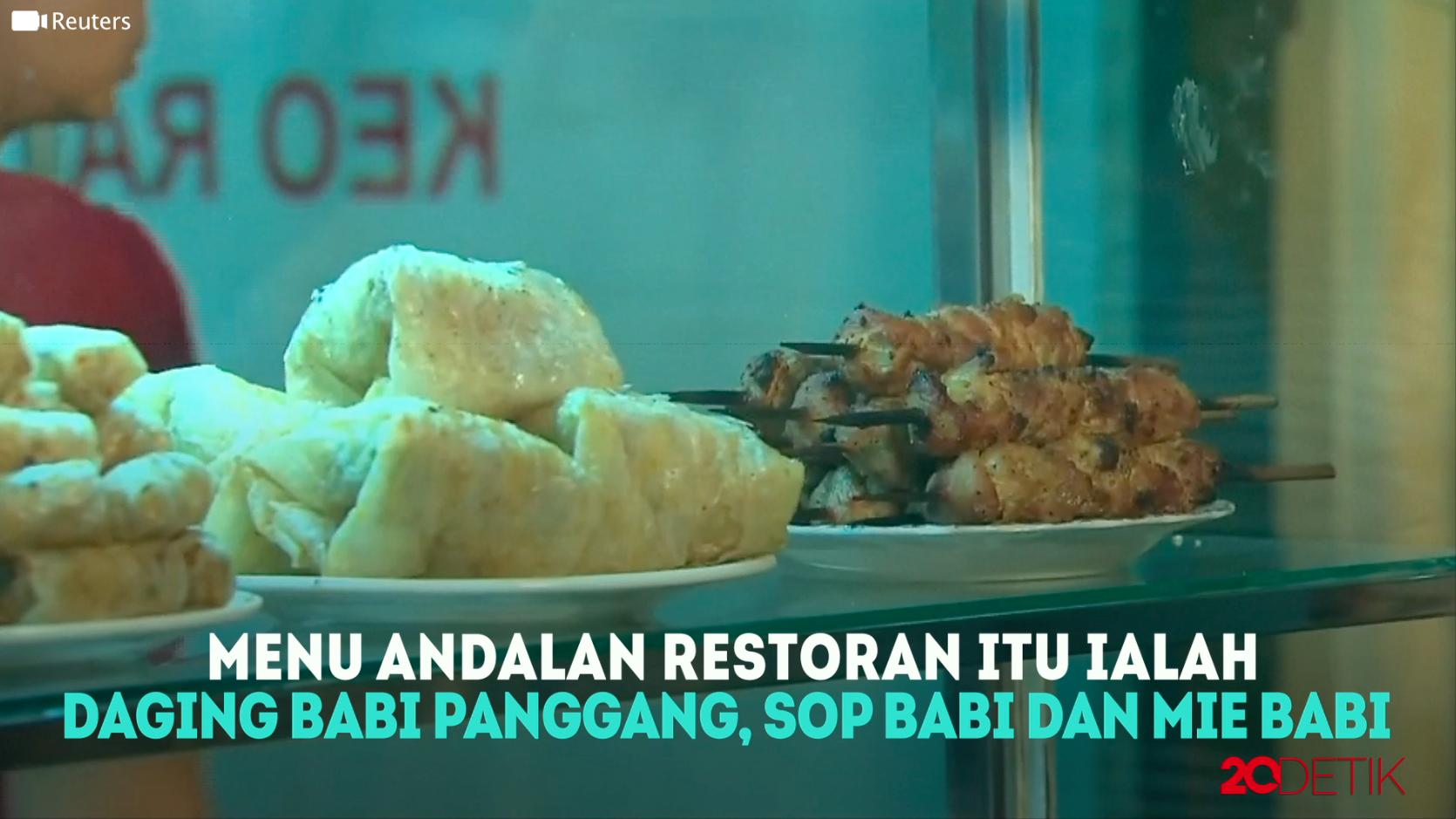 Ini Hanoi Bun Cha Huong Lien, Restoran yang Dikunjungi Obama