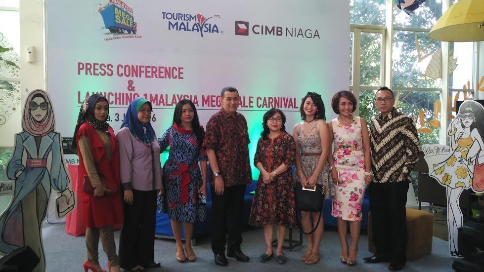 Siap-siap! 1Malaysia Mega Sale Carnival Kembali Hadir