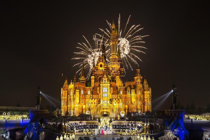 Disneyland Shanghai & Sentuhan China yang Kental di Dalamnya