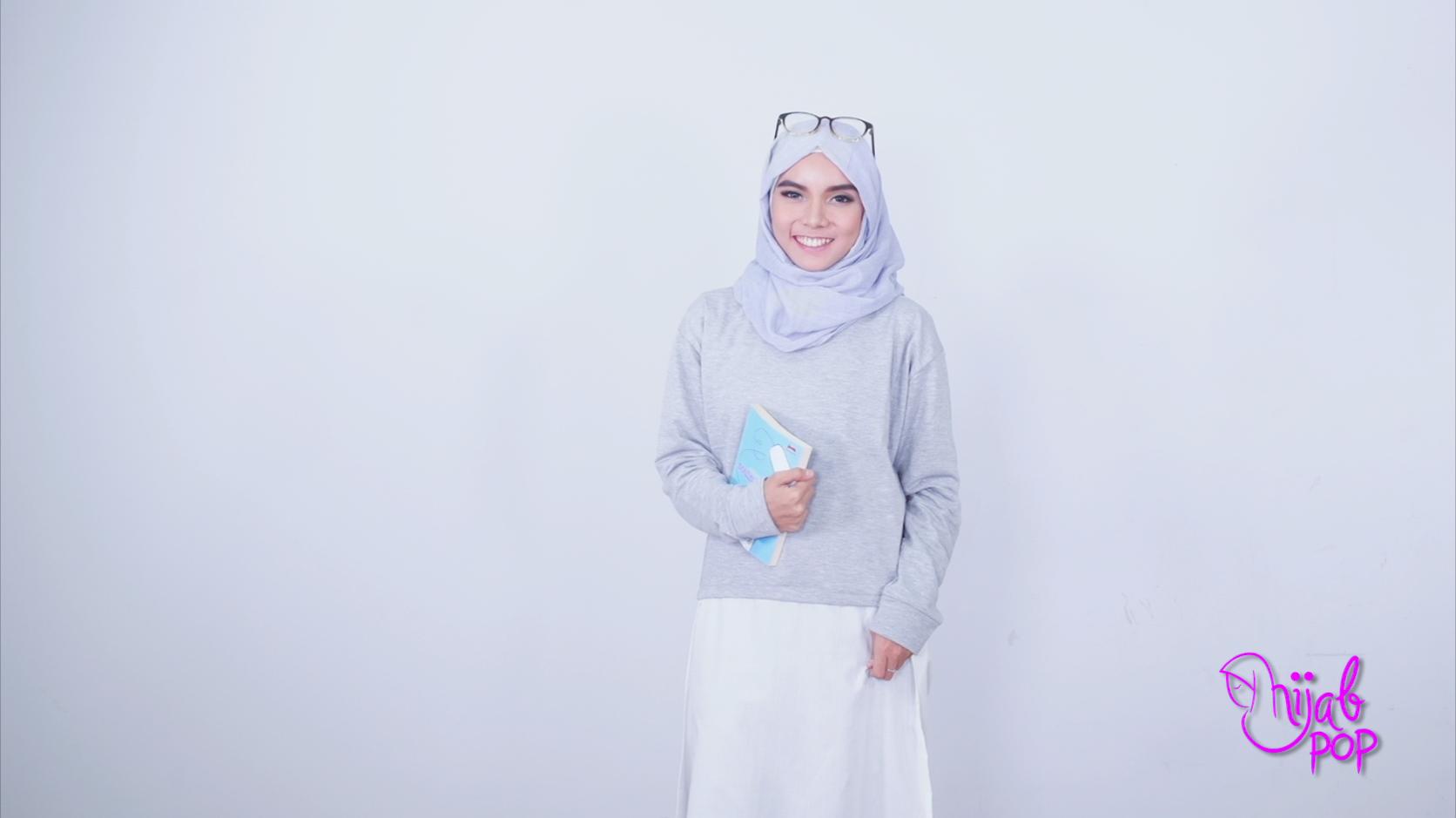 Hijab Style: Berhijab dengan Gaya Casual