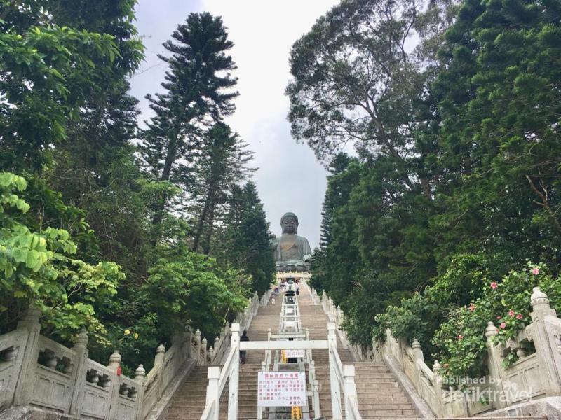 Permalink to Destinasi Solo Traveling di Hong Kong, The Big Buddha