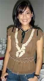 Ditanya Soal Pernikahan, Lulu Tobing Bungkam