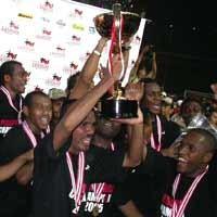 Laga Persipura Buka Ligina 2006-2007