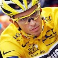 Contador Juara Tour de France 2007