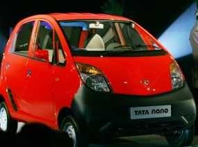 India Ingin Mobil Murah Tata Nano Masuk Indonesia