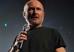 Cerai, Phil Collins Diminta Bayar Rp 433 M