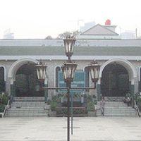JK Biasa Itikaf di Masjid Sunda Kelapa