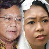 Prabowo dan Yenny Gus Dur Sudah Bertemu