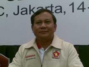 Prabowo Soal Istri: Tunggu Tanggal Mainnya