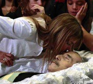 Melepas Mantan Presiden Argentina