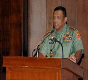 Panglima TNI Beri Pembekalan SMA TN