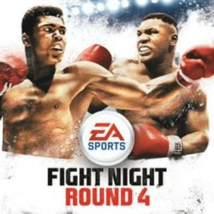 Aksi Legenda Tinju di Fight Night Round 4