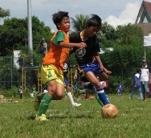 Football Festival untuk Anak-anak
