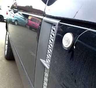 Range Rover Suami Cici Lecet-lecet