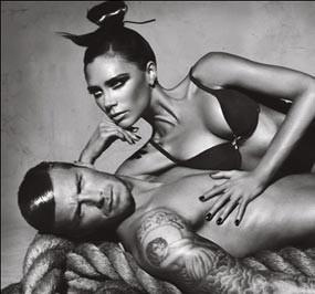 David Beckham Bugil Bareng Jolie?