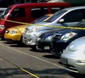 Pelaku Penggelapan Mobil Ditangkap