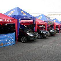 Komunitas Mobil Rela Dijemur di IIMS