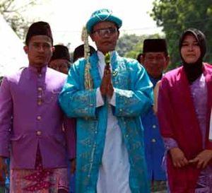Semarak Parade Budaya Betawi