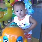 M.Rafly Adzani, 1 Tahun; Lelaki; m