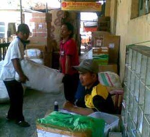Jelang Lebaran, Kiriman Paket Ramai
