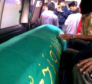 Tahanan Tewas di Mapolres Bandung