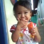 Wahida Andinasari, 1,6 Tahun; Perempuan; f