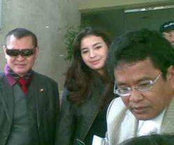 Hotman Paris Protes Penunjukan Mas Achmad Jadi Plt KPK