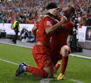 Bekal Satu Gol Portugal