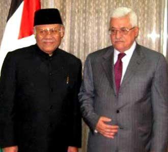 Indonesia-Palestina Tingkatkan Hubungan