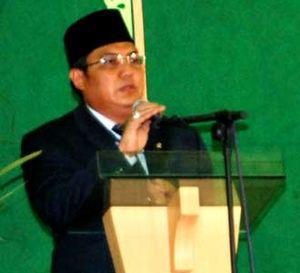 Menteri PDT Ngajar di UNISDA