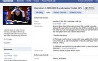 Grup Tolak UN Bertaburan di Facebook