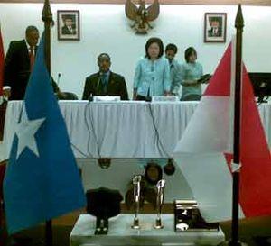 RI-Somalia Tingkatkan Perdagangan