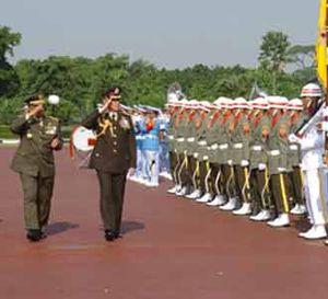 Panglima TNI Terima Panglima Angkatan Bersenjata Thailand