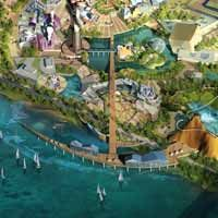 Korsel Ciptakan Pulau Robot