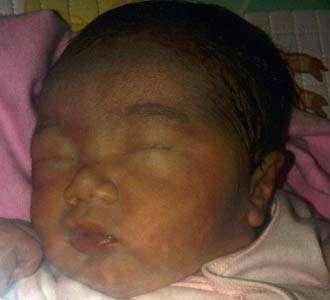 Anak Pertama Sheila Marcia